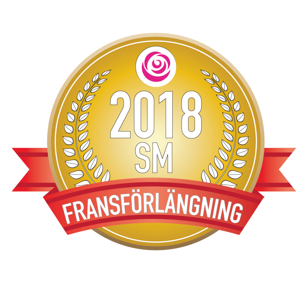 Sm i Fransförlängning 2018