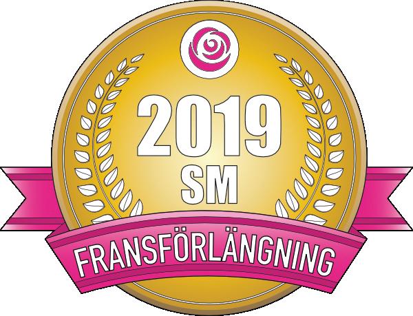 SM i Fransförlängning 4-5 Maj 2019